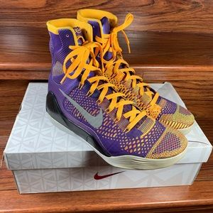 NEW Nike Kobe 9 IX Elite Showtime